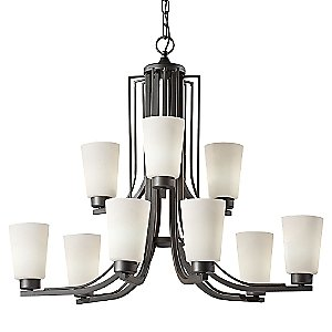 Weston 2-Tier Chandelier by Murray Feiss