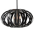 Woodstock Large Pendant by Murray Feiss
