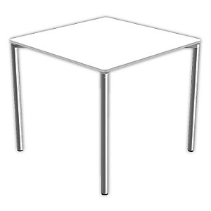 Plano Square Table by Fritz Hansen