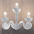 Botero Wall Sconce by Masiero