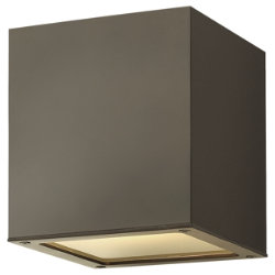 Kube Outdoor Flushmount by Hinkley Lighting