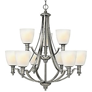 Truman 2-Tier Chandelier by Hinkley Lighting
