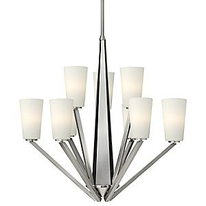 Victory 2-Tier Chandelier by Hinkley Lighting