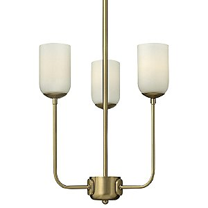 Harlow 3-Light Chandelier by Hinkley Lighting