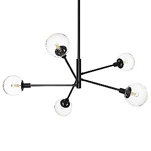Orb 5-Light Pendant by Sonneman