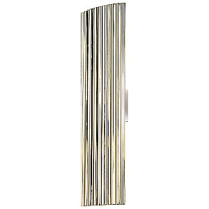 Paramount Vertical Wall Sconce by Sonneman