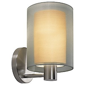 Puri Wall Sconce No. 6004 by Sonneman