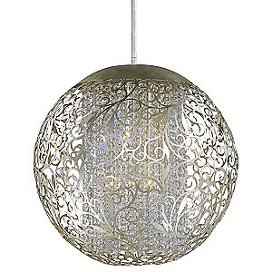 Arabesque 24156 Pendant by Maxim Lighting