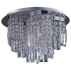 Belvedere Flushmount by Maxim Lighting