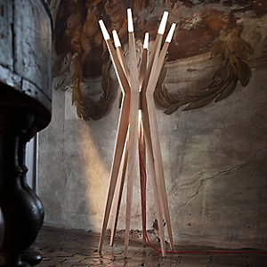 Flashwood Floor Lamp by Masiero