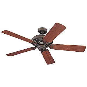 Light Cast Ceiling Fan by Monte Carlo