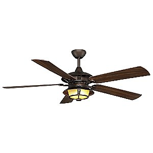 Burnet Outdoor Ceiling Fan by Monte Carlo