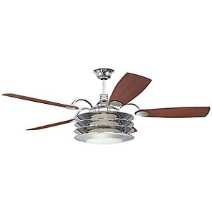 Rousseau Ceiling Fan by Ellington Fans
