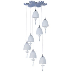 Chute E24356 Multi-Light Pendant by ET2