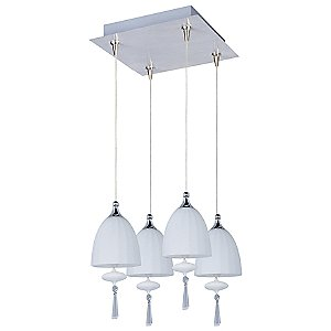 Chute E94726/27 Multi-Light Pendant by ET2