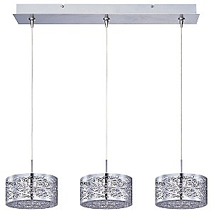 Inca Multi-Light Pendant by ET2