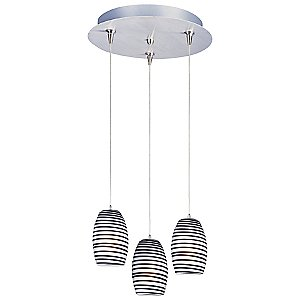 Minx E94604 Multi-Light Pendant by ET2