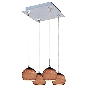 Minx E94715 Multi-Light Pendant by ET2