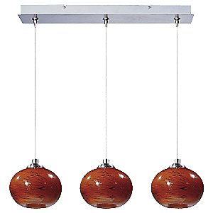 Minx E94835/935 Multi-Light Pendant by ET2