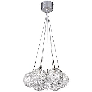 Starburst E20114 Multi-Light Pendant by ET2