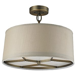 Baxter Semi-Flushmount by ELK Lighting