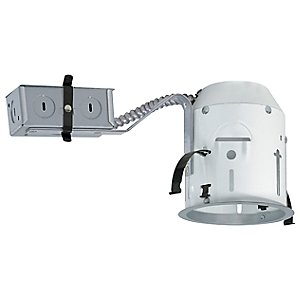 "4"" Line Voltage Non-IC Remodel Housing by Juno Lighting"