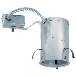 "5"" Line Voltage IC Remodel Housing by Juno Lighting"