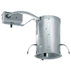 "5"" Line Voltage Non-IC Remodel Housing by Juno Lighting"