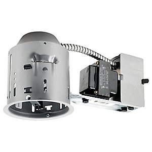 Low Voltage Non IC Remodel Housing by Juno Lighting