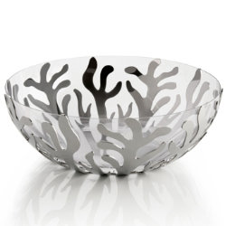 Mediterraneo Fruit Basket with Bowl by Alessi