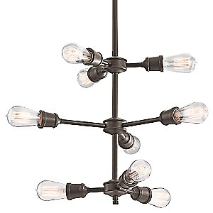 Lucien 42257 Chandelier by Kichler