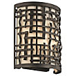 Loom Wall Sconce by Kichler