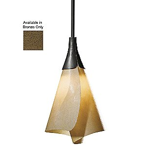 Mobius Adjustable Pendant with Shade by Hubbardton Forge - OPEN BOX RETURN