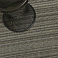 Skinny Stripe Shag Door Mat by Chilewich - OPEN BOX RETURN