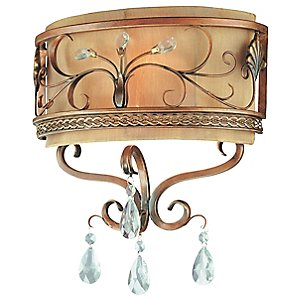 Heirloom Wall Sconce by Troy Lighting - OPEN BOX RETURN