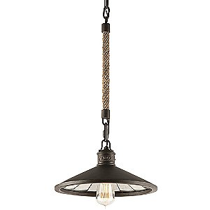 Brooklyn F3144 Pendant by Troy Lighting
