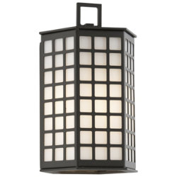 Cameron B3411 Outdoor Wall Sconce by Troy Lighting