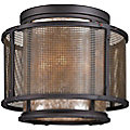 Copper Mountain Flushmount by Troy Lighting