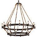 Pike Place 2-Tier Chandelier by Troy Lighting