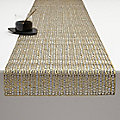 Gilt Table Runner by Chilewich