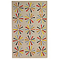 Pinwheel Rug by DwellStudio
