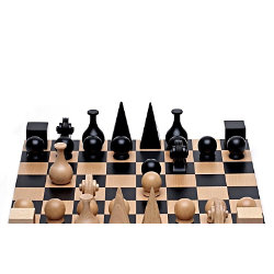 Man Ray Chess Pieces by IC Design Group