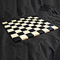 Man Ray Chess Board by IC Design Group