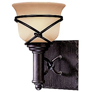 Aspen II Wall Sconce No. 5971 by Minka-Lavery - OPEN BOX RETURN