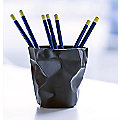 Pen Pen Pencil and Pen Holder (Black) by Essey - OPEN BOX RETURN