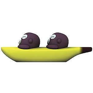 Banana Bros Salt and Pepper Shakers - OPEN BOX RETURN