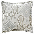 Batavia Euro Sham Pair (Dove) by DwellStudio - OPEN BOX RETURN