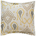 Batavia Euro Sham Pair (Citrine) by DwellStudio - OPEN BOX RETURN