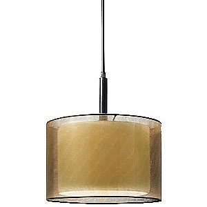 Puri 6008 Drum Pendant by Sonneman - OPEN BOX RETURN
