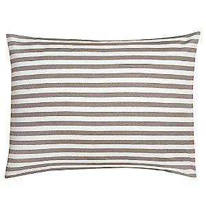 Draper Stripe Pillow Case Pair (Ash) - OPEN BOX RETURN